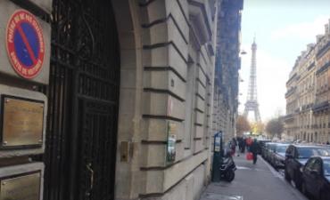 Cabinet Paris (16ème)